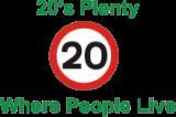 20s Plenty